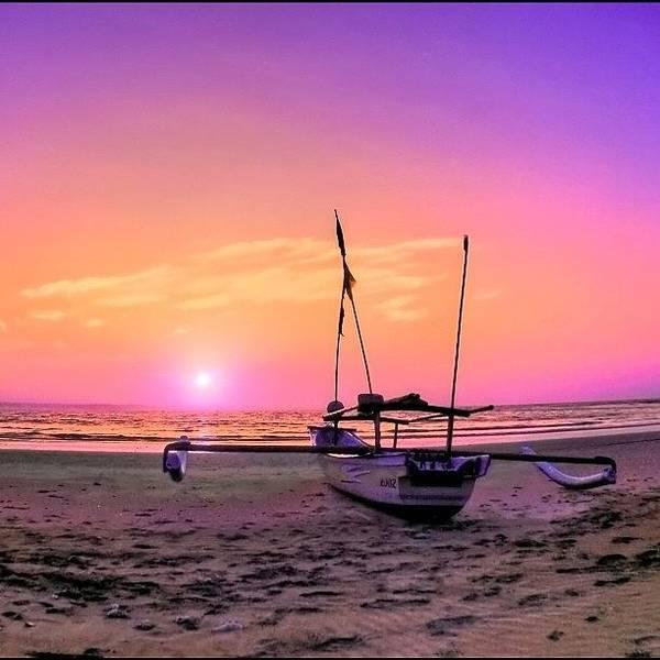 Sun Wall Art - Photograph - #sunrise #sun #superb #gorgeous by Tommy Tjahjono