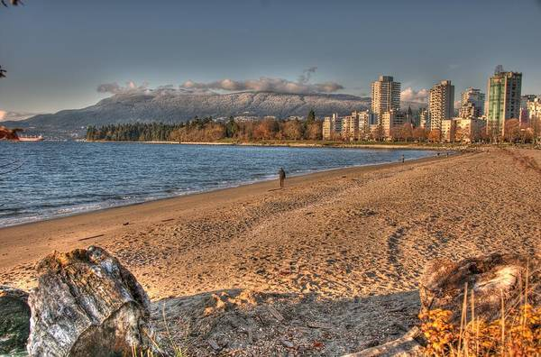 Photograph - Sunset Beach by Lawrence Christopher