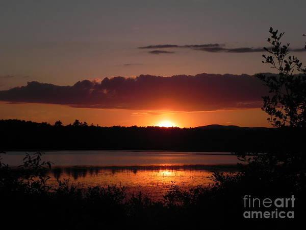 Henniker Photograph - Sunset by Danielle Jackitis