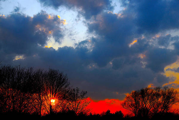 Photograph - Sunset by Dragan Kudjerski