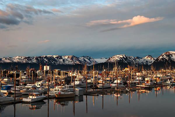 Photograph - Sunset In Alaska by Jason Smith