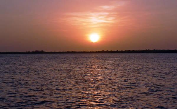 Photograph - Sunset In Kenya by Tony Murtagh