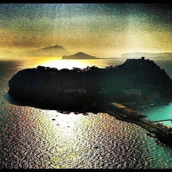 Wall Art - Photograph - Sunset In Nisida Napoli by Gianluca Sommella
