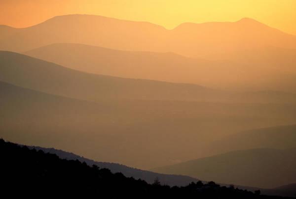 Photograph - Sunset Layers by Larry Landolfi