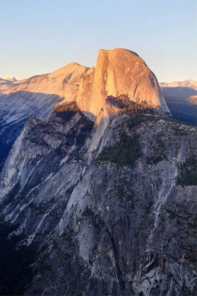 Photograph - Sunset On Half Dome  by Pierre Leclerc Photography