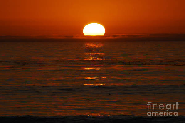 San Elijo Wall Art - Photograph - Sunset San Elijo by Baywest Imaging