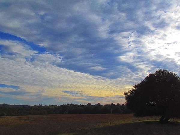 Photograph - Sunset Sky 1 by Tony and Kristi Middleton