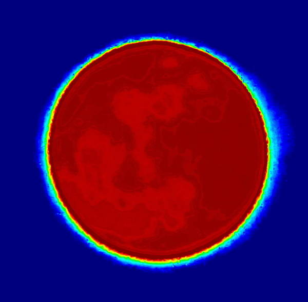 Luminaries Photograph - Super Moon 2012 by Mindy Newman