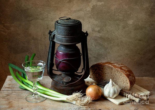 Wall Art - Photograph - Supper by Nailia Schwarz