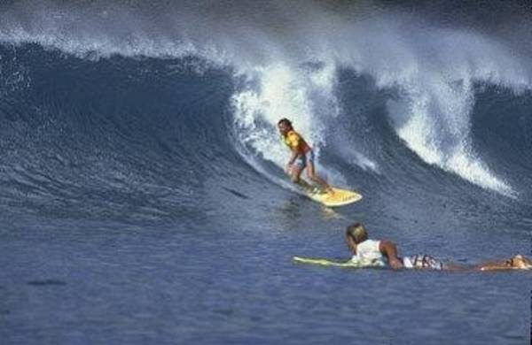 Photograph - Surfing The Caribbean by Don Kreuter