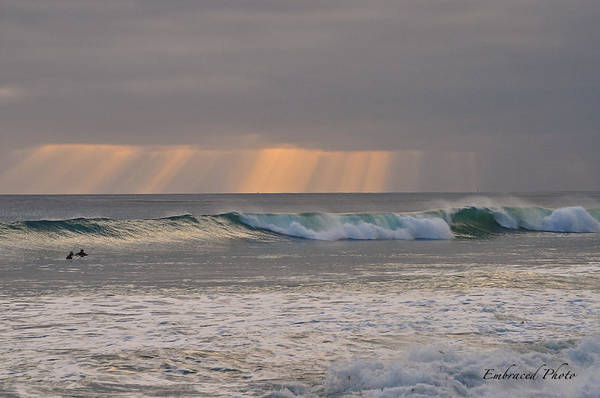 Photograph - Surfs Up by Bridgette Gomes