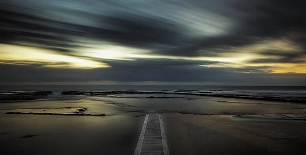 Photograph - Surreal Narrabeen by Mark Lucey