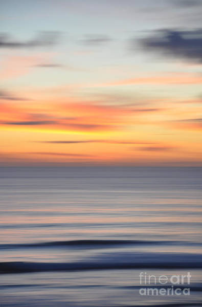 Wall Art - Photograph - Swamis Sunset Waves by Kelly Wade