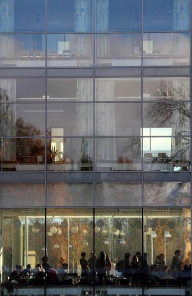 Back Road Photograph - sweden Uppsala University  by Stelios Kleanthous