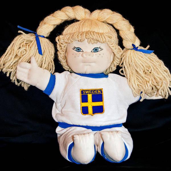 Photograph - Swedish Rag Doll by Donna Proctor