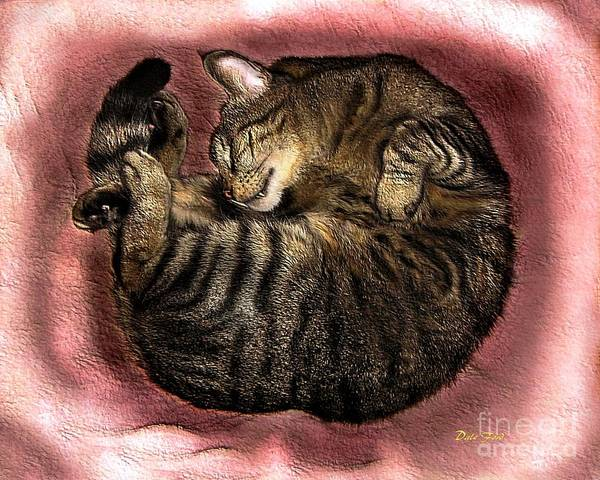 Digital Art - Sweet Dreams 2 by Dale   Ford