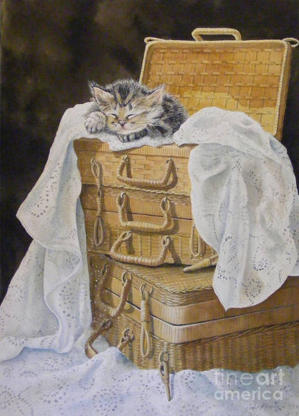 Painting - Sweet Dreams Sold  by Sandy Brindle