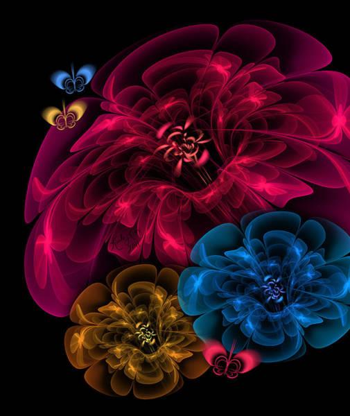 Sweetheart Bouquet Art Print