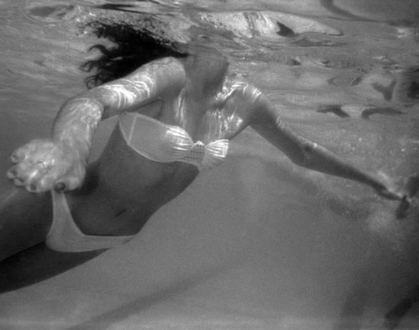 Photograph - Swimming by Dragan Kudjerski
