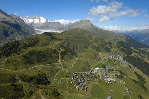 Photograph - Switzerland Swiss Alps by Matthias Hauser