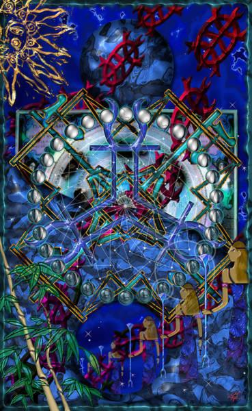 Digital Art - Symagery 32 by Kenneth Armand Johnson