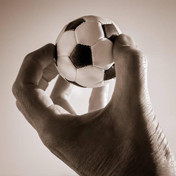 Photograph - Symbol Of Soccer by Ari Salmela