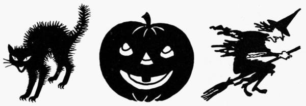 Photograph - Symbols: Halloween by Granger