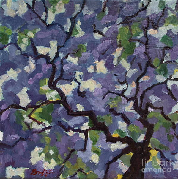 Painting - Syringa by Patricia A Griffin