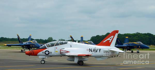 Photograph - T-45 Goeshawk 3 by Mark Dodd