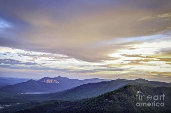 Photograph - Table Rock Sunset by David Waldrop