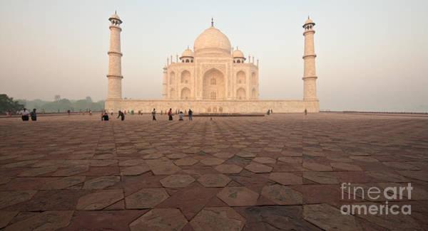 Taj Mahal Photograph - Taj Mahal by Mike Reid
