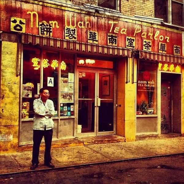 Travel Photograph - Taking A Break In Chinatown by Luke Kingma