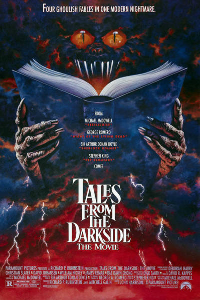 Darkside Photograph - Tales From The Darkside The Movie by Everett