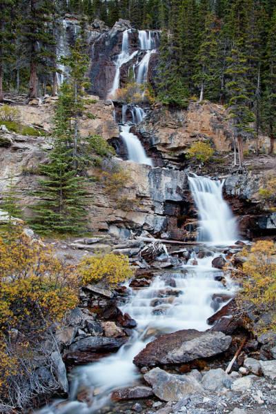 Photograph - Tangle Creek Falls 2 by D Robert Franz