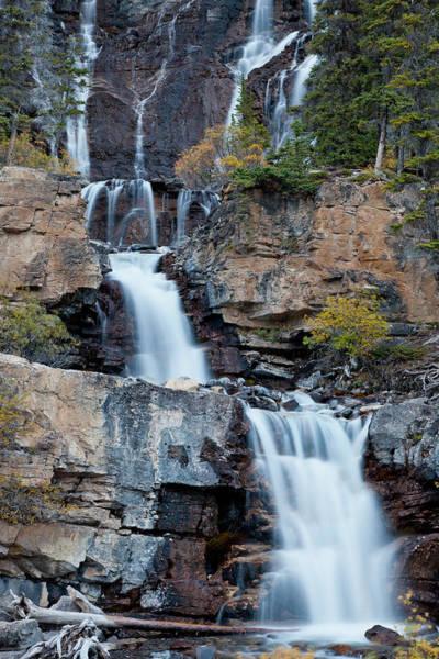 Photograph - Tangle Creek Falls by D Robert Franz