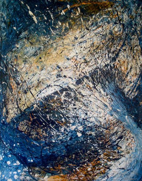 Tantric Sea Art Print