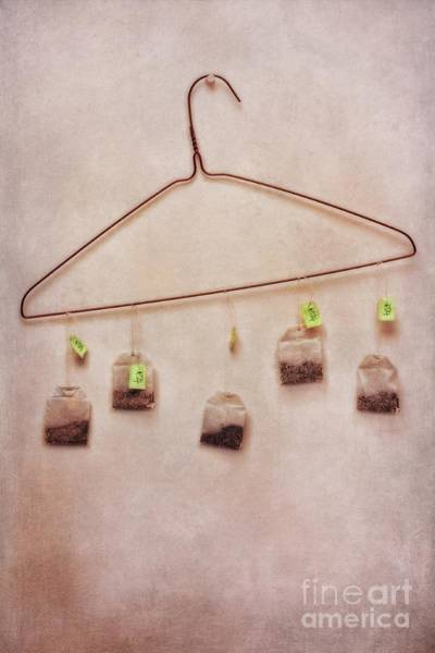 Still Life Wall Art - Photograph - Tea Bags by Priska Wettstein