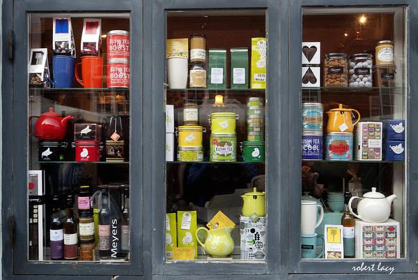 Wall Art - Photograph - Tea Shop by Robert Lacy
