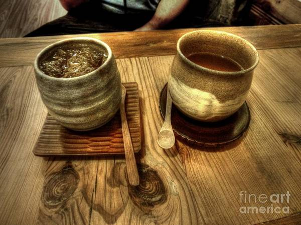 Wall Art - Photograph - Tea Two Ways by Michael Garyet