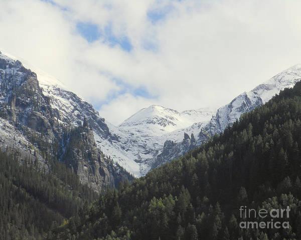 Photograph - Telluride Colorado 1 by Marlene Burns