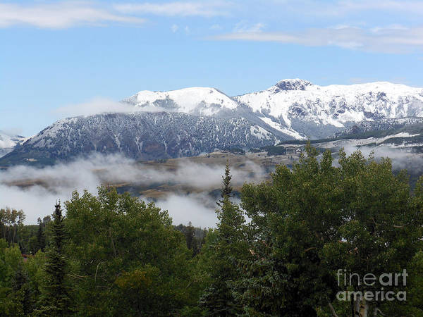 Photograph - Telluride Colorado 4 by Marlene Burns