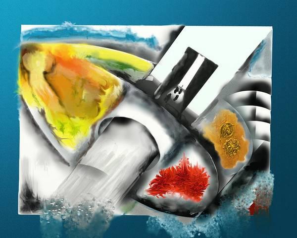 Painting - Tempest  by Eugene Foltuz