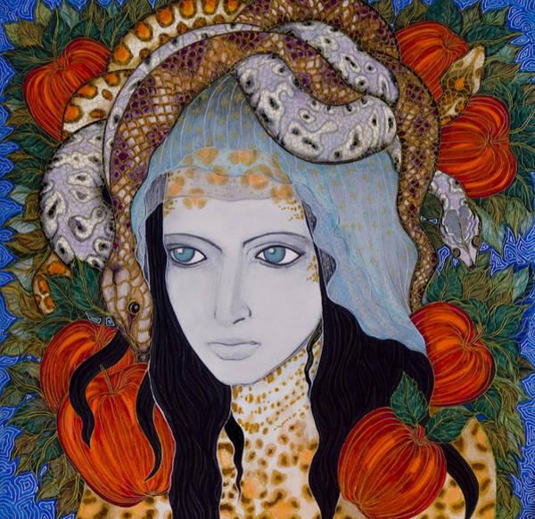 Painting - Temptation by Ellie Perla