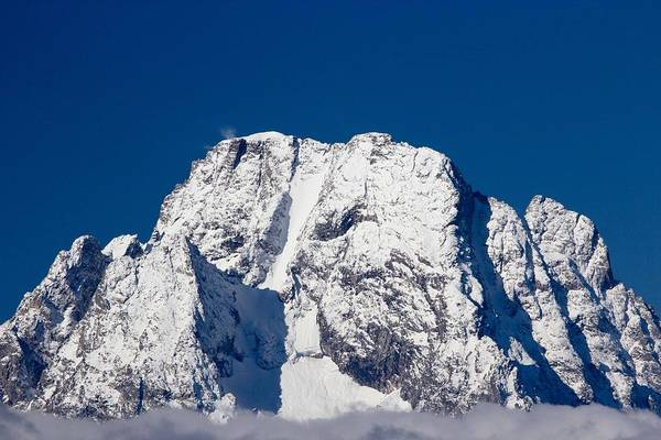 Wall Art - Photograph - Teton Peaks by Twenty Two North Photography