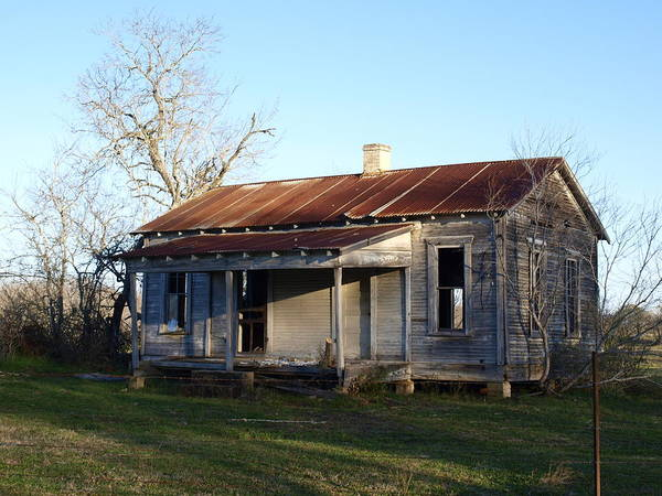 Photograph - Texas Duplex II by James Granberry