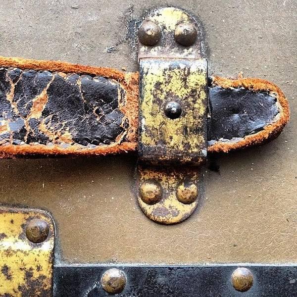 Steampunk Wall Art - Photograph - #texture #entropy #old #aged #steam by Aubrey Erickson