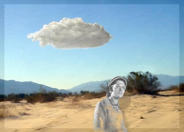 Desert Landscape Mixed Media - That Sound by Snake Jagger