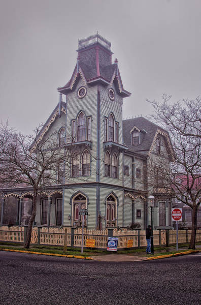 Photograph - The Abbey Cape May by Tom Singleton