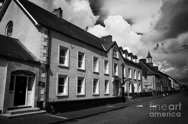 Wall Art - Photograph - The Academy House In 18th Century Gracehill Village A Moravian Settlement In County Antrim by Joe Fox