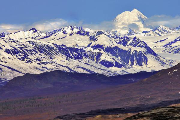 Photograph - The Alaskas by Rick Berk